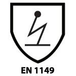 EN1149 symbol